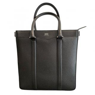 Boss Hugo Boss Leather Bag