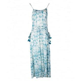 Christophe Sauvat Julia Printed Maxi Dress