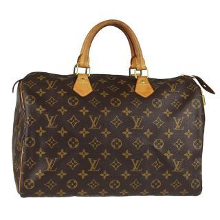 Louis Vuitton Speedy 35 Monogram  Bag