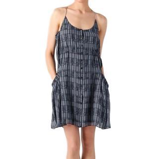 Theyskens Theory Silk Chiffon Printed Dress
