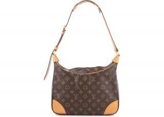 Louis Vuitton Boulogne Monogram Shoulder Bag