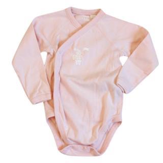 Burberry Girl's Pale Pink Bodysuit