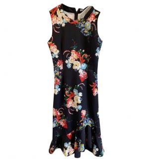 Erdem Floral Sleeveless Dress