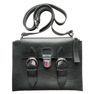McQ by Alexander McQueen Leather Satchel