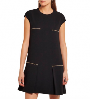 Stella McCartney zip embellished dress