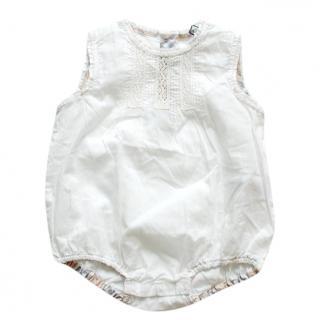 Burberry Girl's Bodysuit