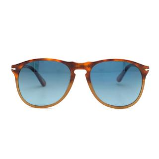 Persol Resina E Sale Blue Tint Lens Sunglasses