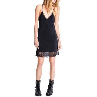 Zadig & Voltaire Caroline Lace Camisole Dress