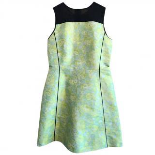 Sportmax Net Jacquard Dress