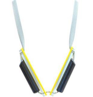Marion Vidal Plexiglas Necklace