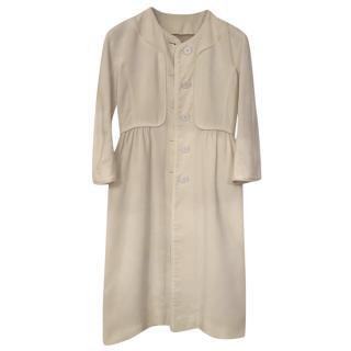 Burberry Prorsum Beige Classic Coat