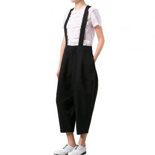 Comme des Garcon Cropped Zoot Trousers