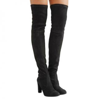 Stuart Weitzman for Russell and Bromley Highland Boots