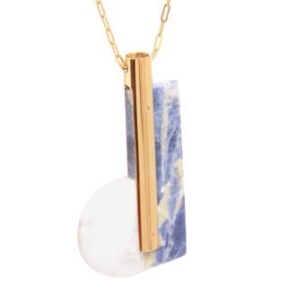 Marion Vidal Rosiere-Pendant Necklace