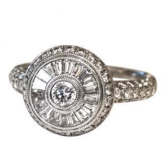 Harold & Son Diamond Ring