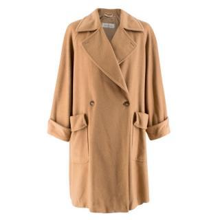 Max Mara Camel-Wool Coat