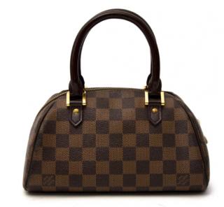 Louis Vuitton Checkered Bowling Bag