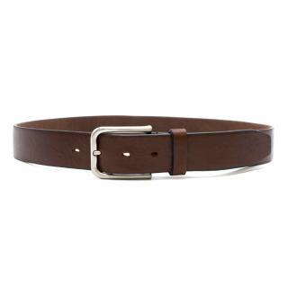 Joseph Men's Brown Leather Belt