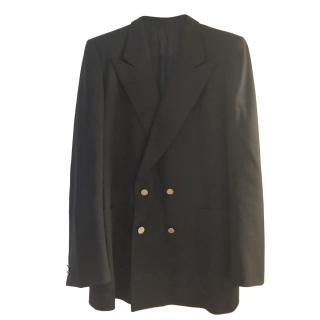Burberry Vintage Double-Breasted Blazer
