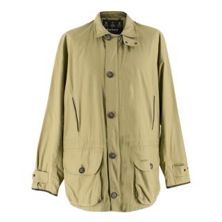 Barbour Natural Field Coat in Kielder
