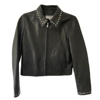 Claudie Pierlot Celso Black Biker Jacket