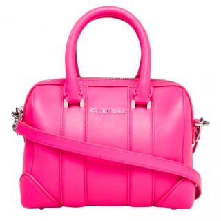 Givenchy Hot Pink Lucrezia Micro Bag