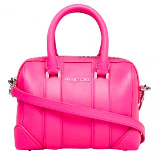Givenchy Hot Pink Lucrezia Micro Bag