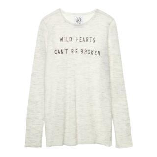 Zoe Karssen 'Wild Hearts Can't Be Broken' T-shirt