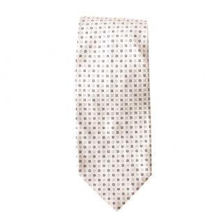 Hugo Boss Square-Jacquard Tie