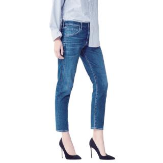Citizens of Humanity Elsa Mid-rise Slim-Fit Cropped Jeans