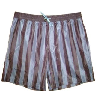 Dolce & Gabbana Striped Swimming Shorts