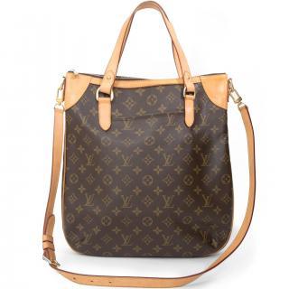 Louis Vuitton Odeon GM Brown Monogram Shoulder Bag