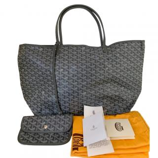 Goyard Grey Saint Louis GM