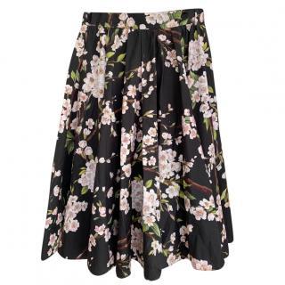 Dolce & Gabbana Printed Floral Skirt