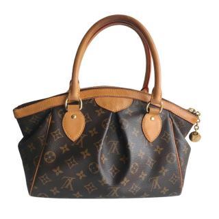 Louis Vuitton Tivoli PM coated canvas bag