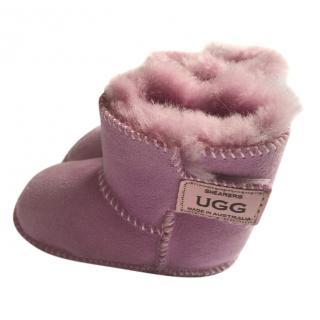 Ugg Girl's Pink Ugg Boots