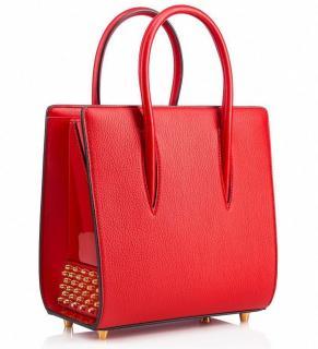 Christian Louboutin Small Red Paloma Bag