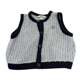 Armani Baby Boy's Knit Vest