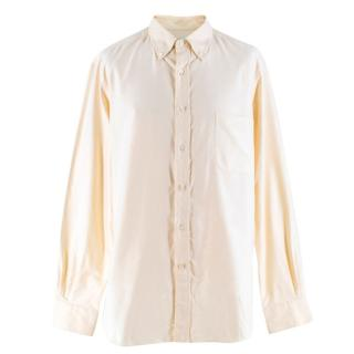 Loro Piana Light Peach Shirt