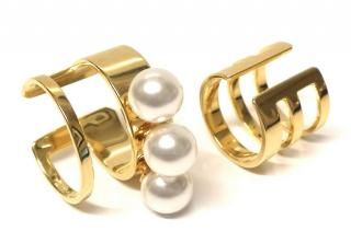 Joomi Lim Spheres of Influence Stack Rings