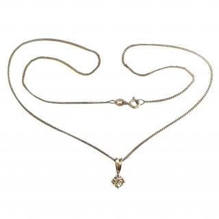 Bespoke Diamond Necklace