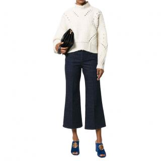 Isabel Marant Parsley Culotte Style Trousers