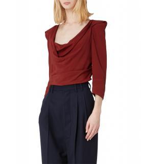Vivienne Westwood Red Virginia Top