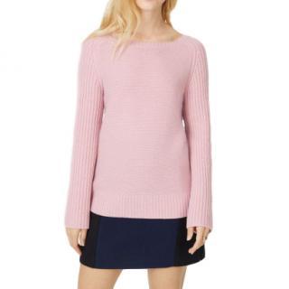 Club Monaco Pink Misheel Sweater