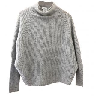 Club Monaco Grey Cashmere Sweater