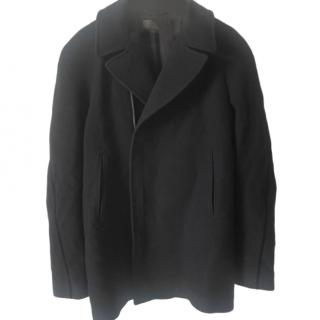 Haider Ackermann Wool Coat