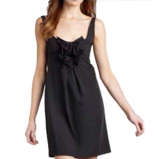 Diane Von Furstenberg Adalina Black Dress