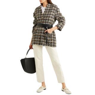 Isabel Marant Jamsy wool-blend tweed jacket