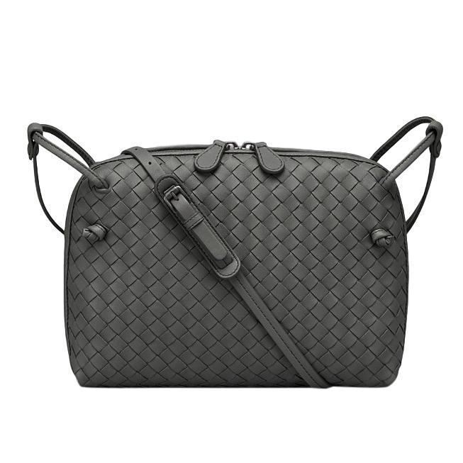 Bottega Veneta Intrecciato Leather Nodini Bag