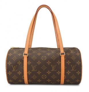 Louis Vuitton Monogram Papillon Bag
